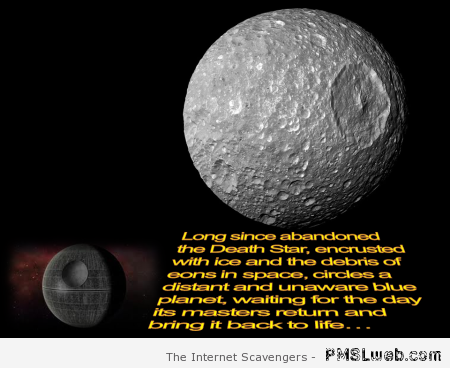 death star humor