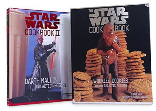 Star Wars Cookbooks - Geek living at PMSLweb.com