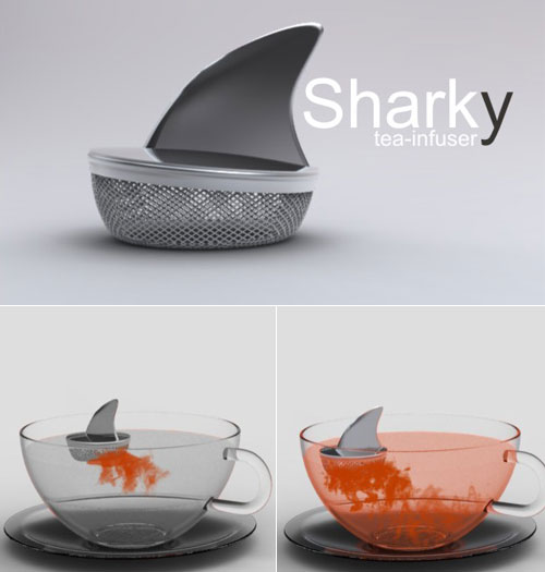 Sharky Tea