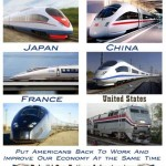 An American in the train Joke