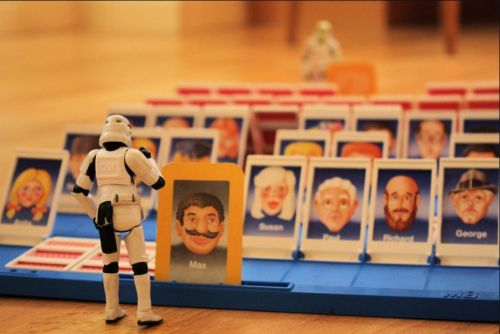 board game stormtrooper