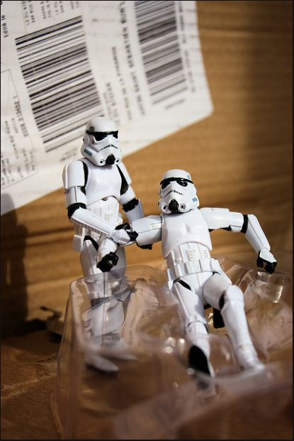 save a stormtrooper