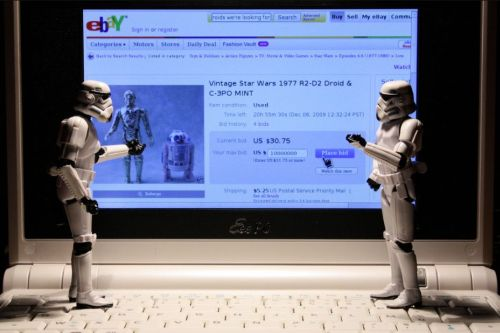troopers on ebay