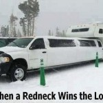 lucky day - when a redneck wins the lottery