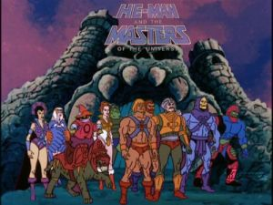 and the masters of the universe