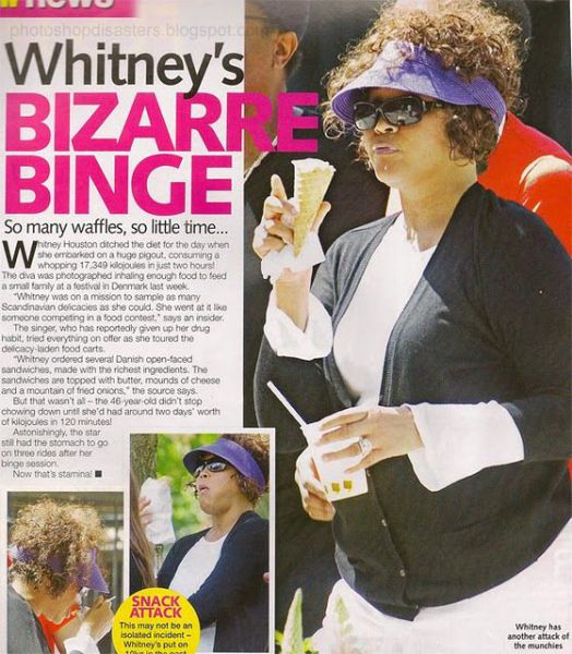 PS Whitney fail