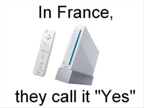 wii name in French