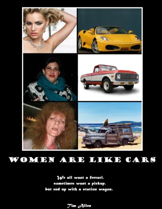 the truth about women