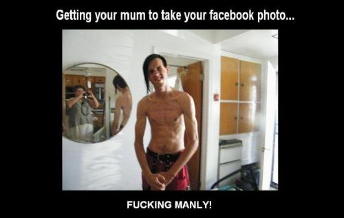 epic facebook photo fail