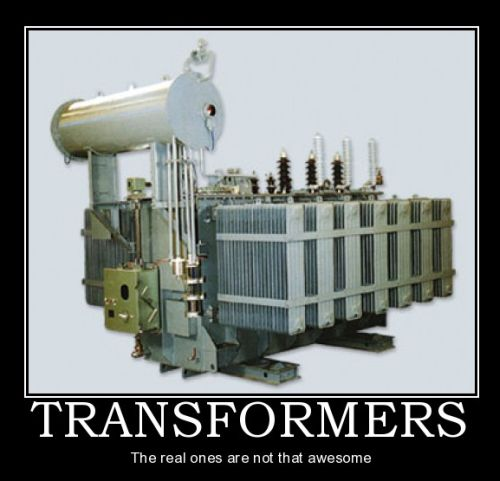 boring transformers