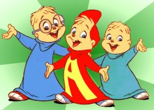 80's alvin and the chipmunks