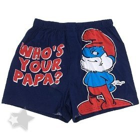 papa smurf rules