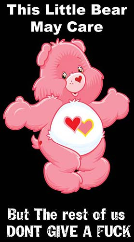 who cares about the care bears