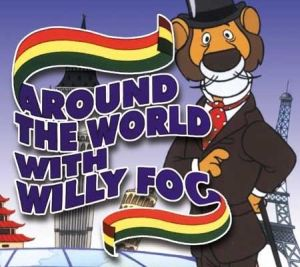 willy fog the cartoon