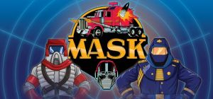 mask the 80&#039;s cartoon
