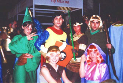 dungeons and dragons cartoon costumes