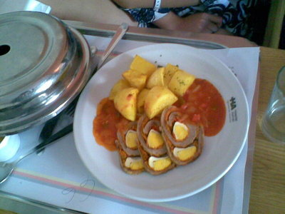 Food in Argentine Hospitals