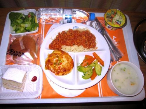 Hospital Food in the United Arab Emirates