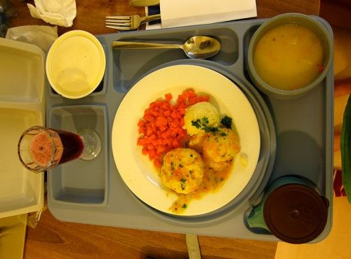 Hospital Food in Poland