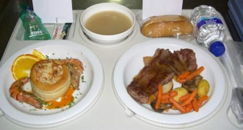 Hospital Food in Spain