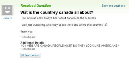 What about Canada?