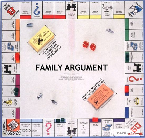 a family board game