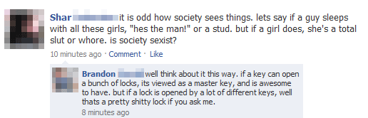 society sexist fail