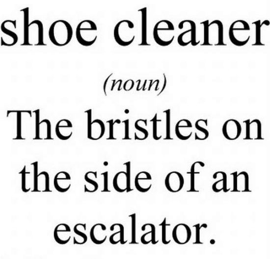 what is a shoe cleaner