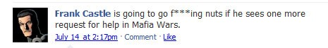 facebook mafia wars