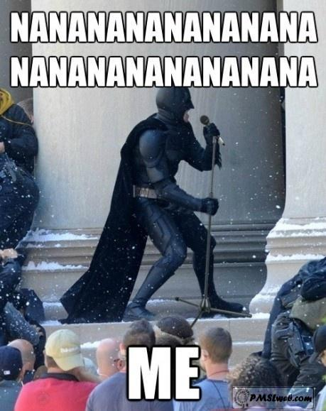 the batman song
