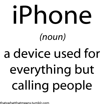 definition of iPhone