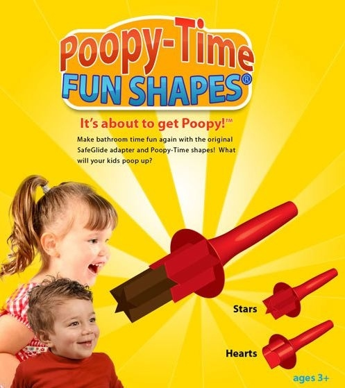The ultimate potty training gadget