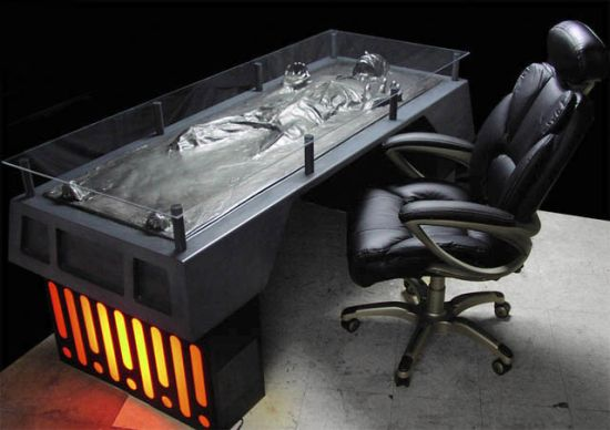 the business star wars desk