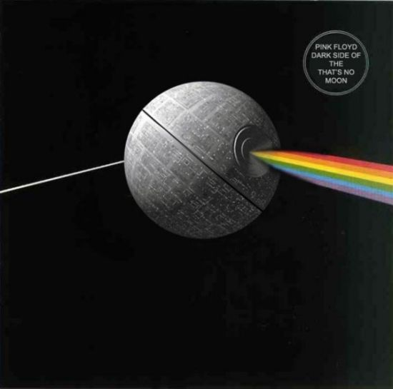 The Floyd death star LP