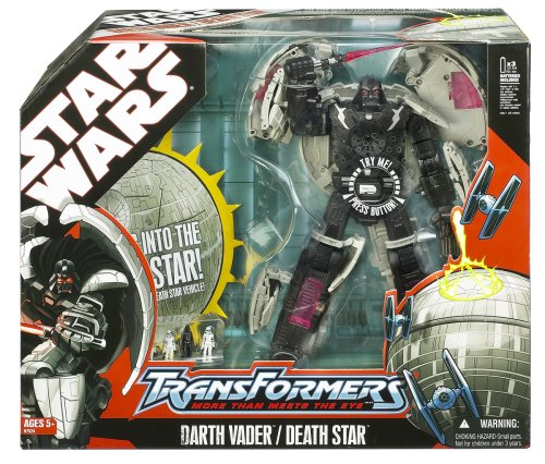Darth Vader transformers