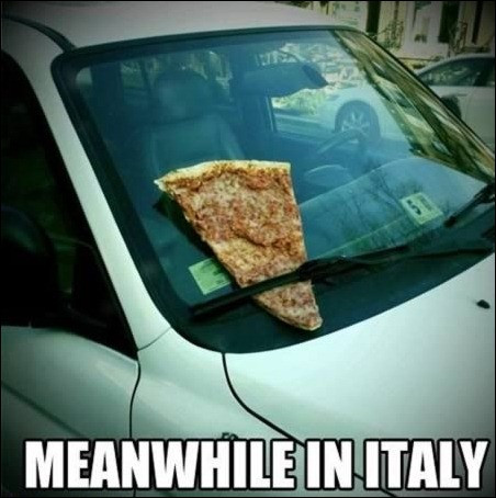 Meanwhile Italy