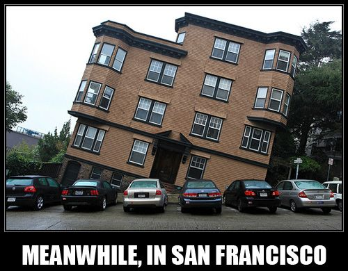 meanwhile San Francisco