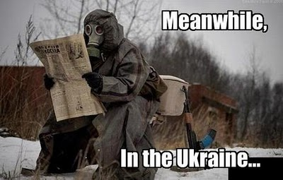 Meanwhile Ukraine