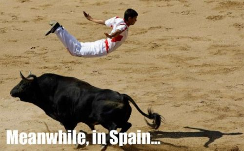 Meanwhile Spain