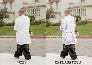 low pants wearing explained