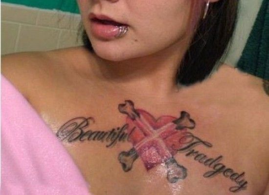 epic tradegy tattoo fail