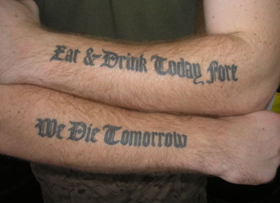 grammar epic tattoo fail