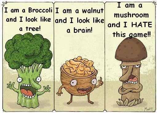 I am a mushroom and I don't like this game