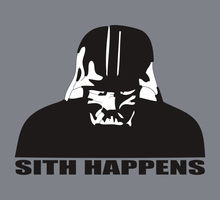 Sith happens funny