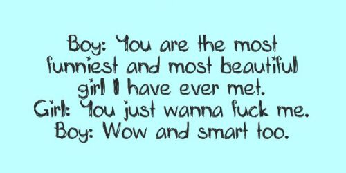 the must funny and beautiful girl funny quote