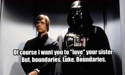 boundaries with your sister luke