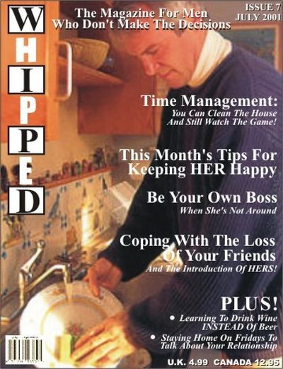 funny magazine for married men