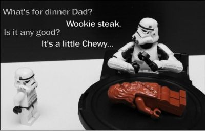 wookie steak funny