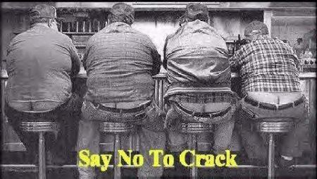 crack is ugly