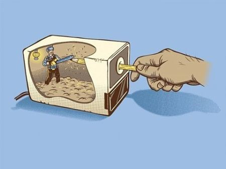 the secret behind pencil sharpeners